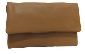 Stockholm Leather Wallet Mustard
