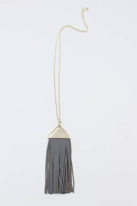 Epic Tassel Necklace