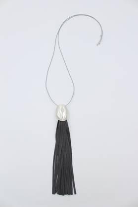 Wildside Tassel Necklace