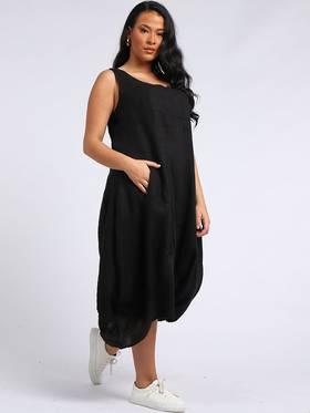 Gabriella Dress Black