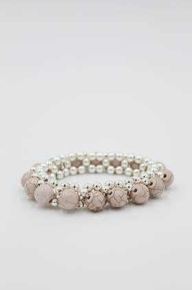 Blush Marble Bracelet