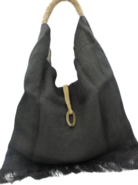 Shoreline Grey Handbag