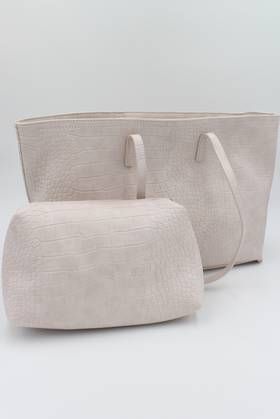 Italia Bag Pale Pink