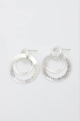 Lana Silver Loop Earrings