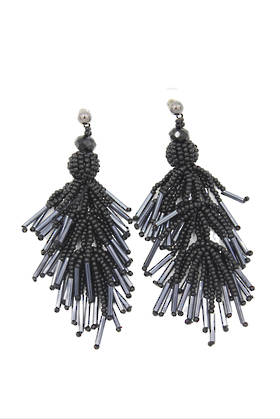 Dusky Chandalier Earrings