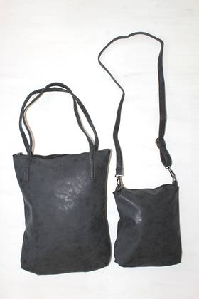 Billie Charcoal Handbag