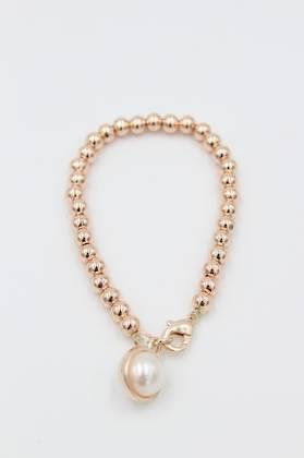 Orbit Pearl Bracelet