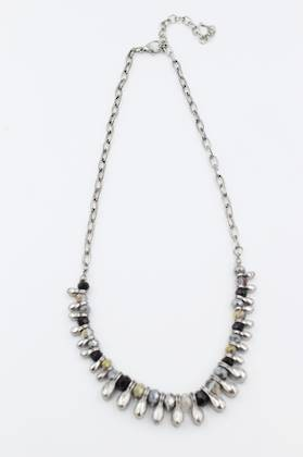 Marrakesh Necklace Black