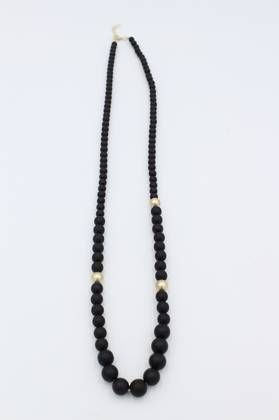 Nordic Black Necklace