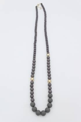 Nordic Grey Necklace