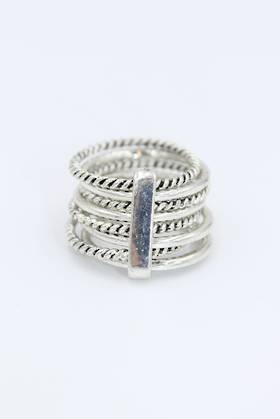 Sofia Stack Ring