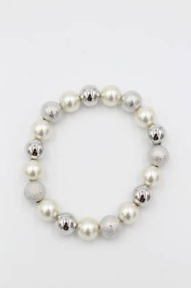 Marine White Pearl Bracelet