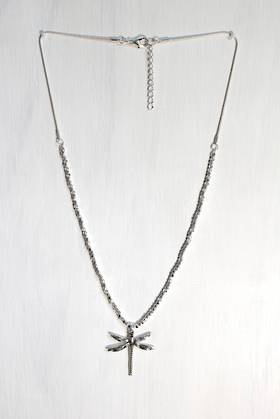 Drifting Dragonfly Necklace
