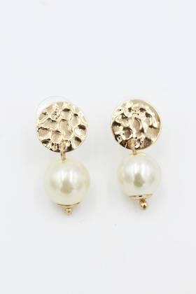 Casper Pearl Earrings
