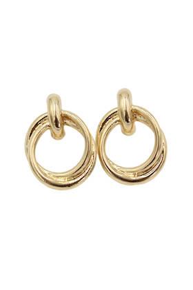 Meg Gold Earrings