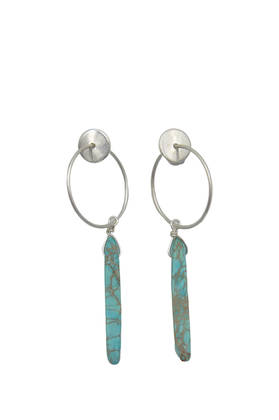 Blue Hue Earrings