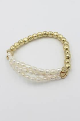 Queenie Pearl Bracelet
