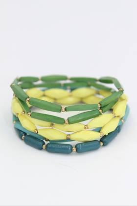 Lemon & Lime Bracelet Set