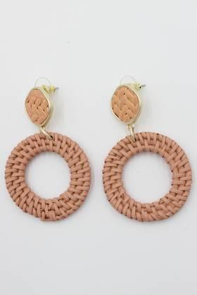 Blush Loop Earrings
