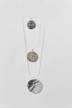 Planet Trio Necklace
