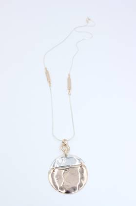 Less is More Pendant