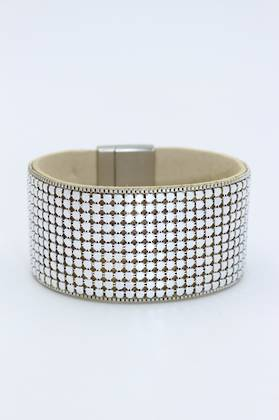 Manhattan Silver Cuff