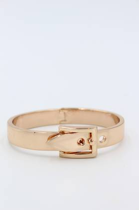 Rose Gold Belt Bangle
