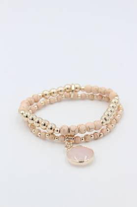 Blush Beauty Bracelet