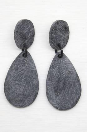 Athens Grey Earrings