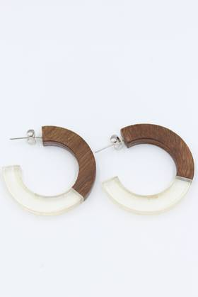 Woodland Loop Earrings