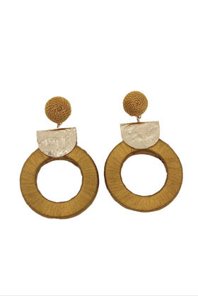 Zest Hoop Earrings