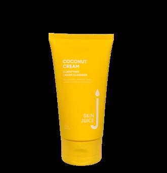 Skin Juice | Coconut Cream Clarifying Cream Cleanser