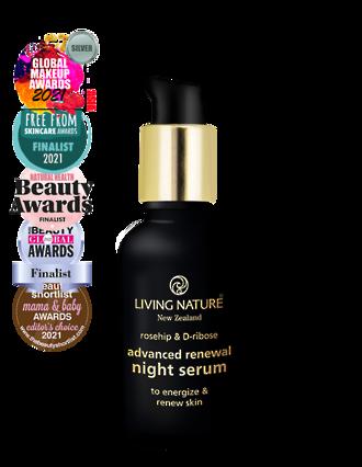Living Nature | Advanced Renewal Night Serum