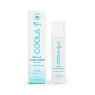 Coola | Face Mineral Sunscreen SPF30 - Sun Silk Creme