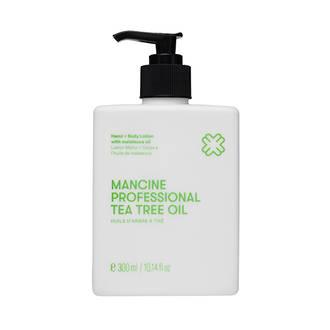 Mancine Tea Tree Oil Hand & Body Lotion - 300ml