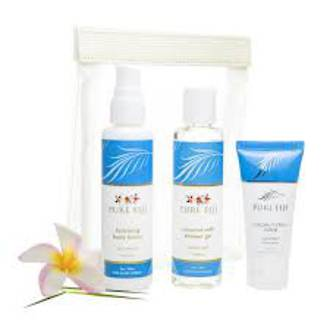 Pure Fiji | Travel Trio - Coconut