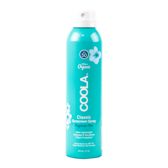 Coola | Body Classic Sunscreen Spray SPF 50 - Fragrance Free