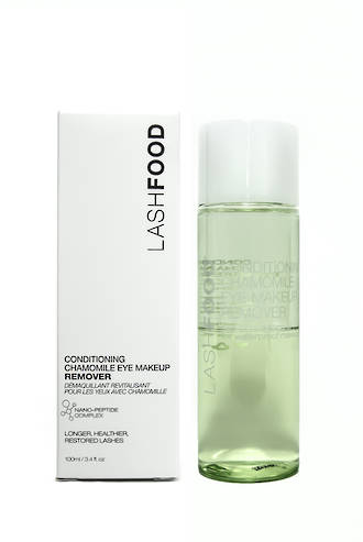 LashFood | Conditioning Camomile Eye Makeup Remover