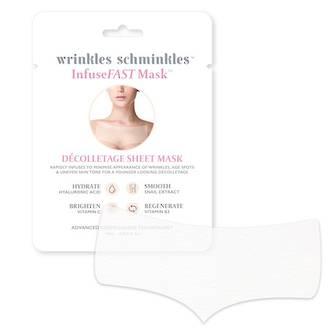 Wrinkle Schminkles | Infuse Fast Mask - Decolletage