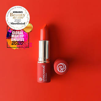 Living Nature | Lipstick - Electric Orange 15
