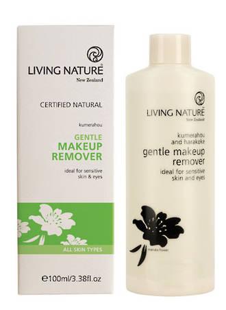 Living Nature | Gentle Makeup Remover