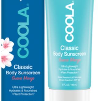Coola   Body Classic Sport SPF 50 - Guava Mango