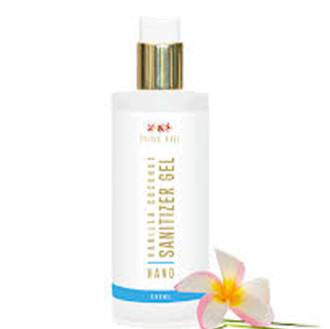 Pure Fiji | Hand Sanitizer Gel Coconut Vanilla 60ml
