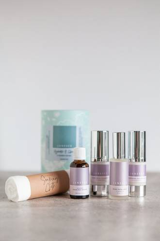 Janesce | Hydrate & Glow Pack - Lavender