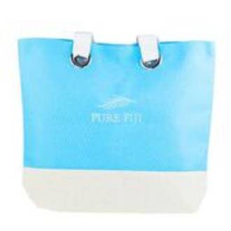 Pure Fiji | Jute Bag - Blue