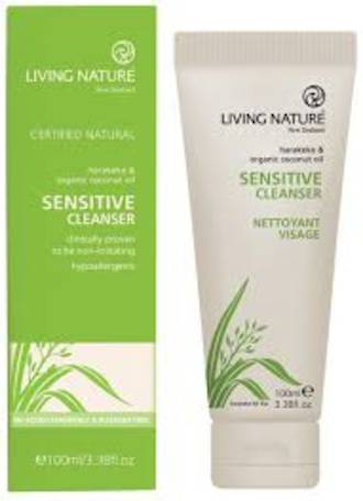 Living Nature | Sensitive Cleanser