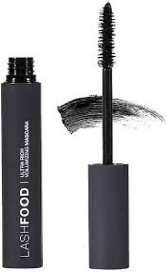LashFood | Ultra Rich Volumizing Mascara - Black
