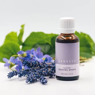Janesce | Soaking Drops - Lavender