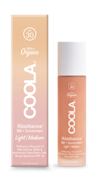 Coola | Face Rosilliance Sunscreen SPF30 - BB+ Light - Med