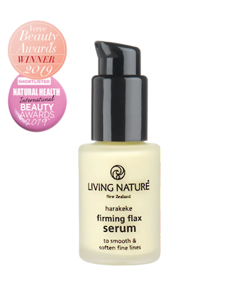 Living Nature | Firming Flax Serum